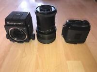 Mamiya RB67 Pro S with 100-200 1:5.2 Sekor