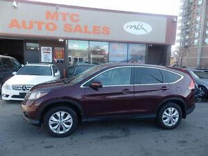 2013 Honda CR-V EX (A5), AWD, BACKUP CAMERA, SUNROOF, GREAT ON G