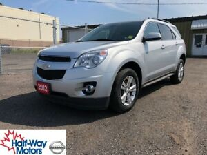 2012 Chevrolet Equinox 2LT | $124 biweekly!