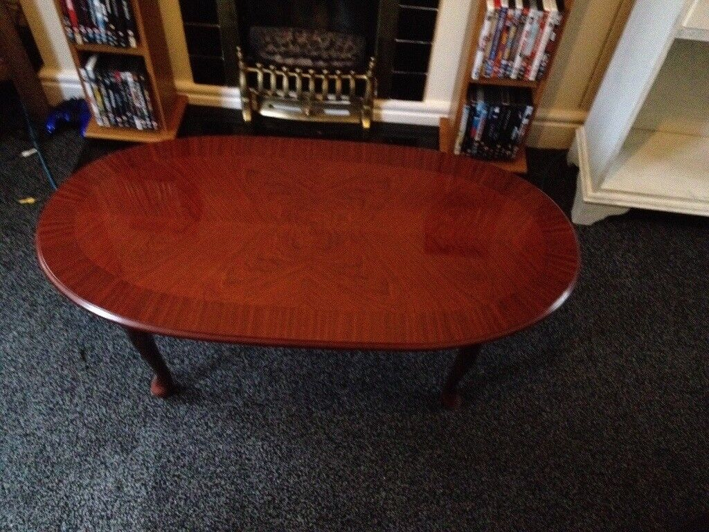 Coffee table £15