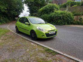 Clio 1.5 diesel 2011 £30 tax a year!