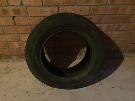 Used Car Tyre 185 65R 14 86H