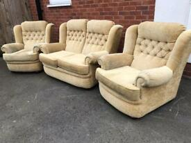 Orthopaedic sofa set