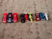 Assortment of cars