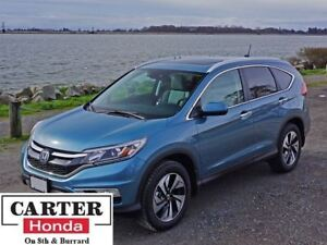 2016 Honda CR-V Touring + NAVI + NO ACCIDENTS + CERTIFIED!