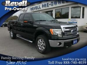 2013 Ford F-150 XTR 4WD  *1-owner, 5.0L, Mint, ONLY 46k