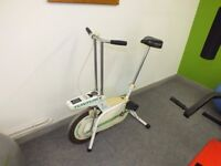 Tunturi exercise bike.