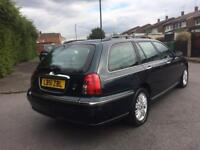 Rover 75 Automatic Diesel
