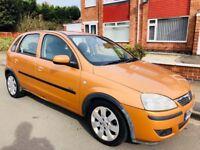 Vauxhall Corsa 1.3 CDTi 16v SXi 5dr£499 2003 (53 reg), Hatchback