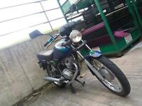 project sale , starting running great used everyday to work short mot