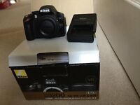 Nikon D3200 DSLR Camera - Body only