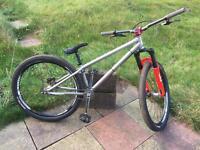 Saracen Amplitude CR3 Dirt Jump Bike