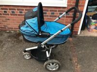 Maxi-Cosi Quinny Buzz Xtra 3 Wheel Pushchair