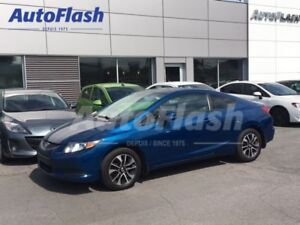 2013 Honda Civic EX Coupe *Bluetooth* Extra Clean!* Toit-ouvrant