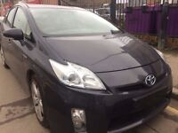 **PRIUS HIRE/RENTAL/ TAXI DRIVERS******with fitted REVERSE CAMERA AND GPS***