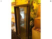 Carlsberg drinks fridge
