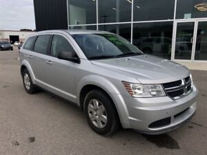 2011 Dodge Journey Canada Value Package, 3 Rows of Seating
