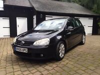 BLACK 3 DOOR 2.0 TDI GOLF