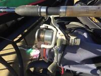 Shimano Stradic x fishing reel