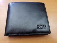 ** Hugo Boss Men Wallet BRAND NEW in original box. 9 cards slot**