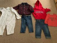 Boys clothes 6/9 months