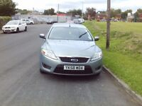 58 PLATE FORD MONDEO 1.8 TDCI 6 SPEED £££S SPENT ON MAINTINANCE £1595