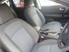 Nissan QASHQAI+2 Visia DCI,7 seat 5 door hatchback,1 previous owner,full MOT,panoramic roof,tow bar