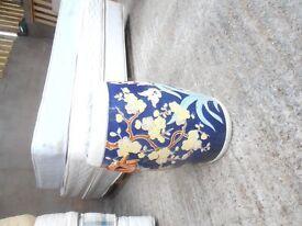 Ceramic conservatory seat
