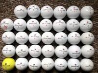 34 Wilson Staff golf balls in brilliant very clean condition DX2 SOFT