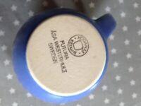 Hoganas Keramik Swedish Stoneware Teacups, Dinner Plates and Side Plates, Milk Jug and Sugar bowl