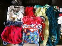Baby boys clothes bundle 3-6months