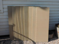 18mm Offcuts of Moisture Resistant MDF - Various Sizes
