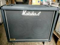 Marshall 1936 guitar cab 2 x 12