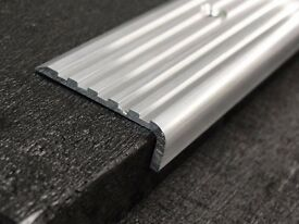 aluminium stair edge - aluminium step edge - NORTHERN IRELAND