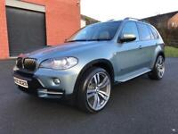 ##ONLY 85,000 MILES## 2007 BMW X5 XDRIVE 3.0D FULL SERVICE HISTORY EXCELLENT CONDITION