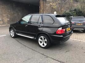 BMW X5 sport 3.0 diesel automatic low mileage FULLY loaded 2004 model
