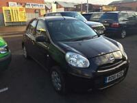 Nissan Micra 5 door Automatic low Milage