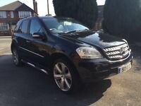 Mercedes Ml full service history