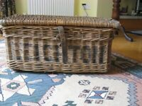 Picnic basket /storage coffee table