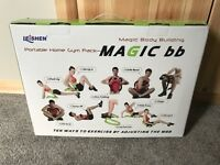 Magic bb 10 in 1 exercise workout equipment