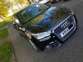Audi A1 Black Sport