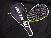 Dunlop Flux 30 Squash Racket (very good condition)