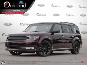 2018 Ford Flex Limited Limited Ecoboost|Dvd|Fin@1.49 Upto 60 Mth