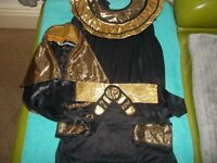 egyptian dress up outfit