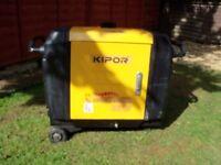 KIPOR IG4000 GENERATOR ELECTRIC START