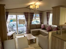 Static Caravans For Sale - Holiday Home Packages 2 & 3 Bedroom - Sea Views - North West