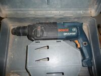 110V BLUE BOSCH PROFESSIONAL SDS DRILL