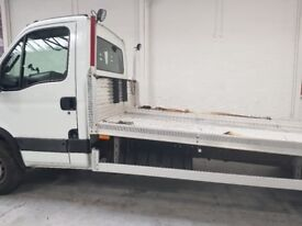 IVECO RECOVERY TRUCK - 6.5 TONNES - 3 L DIESEL - 2005