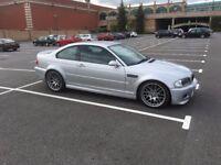 BMW M3 E46 Road/Track car. Sub 8 mins BTG Nurburgring