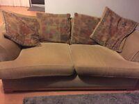 3 Seater Sofa, 2 Seater Sofa
